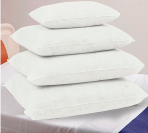 Mattress covers, pillow protectors, and underpads help protect residents